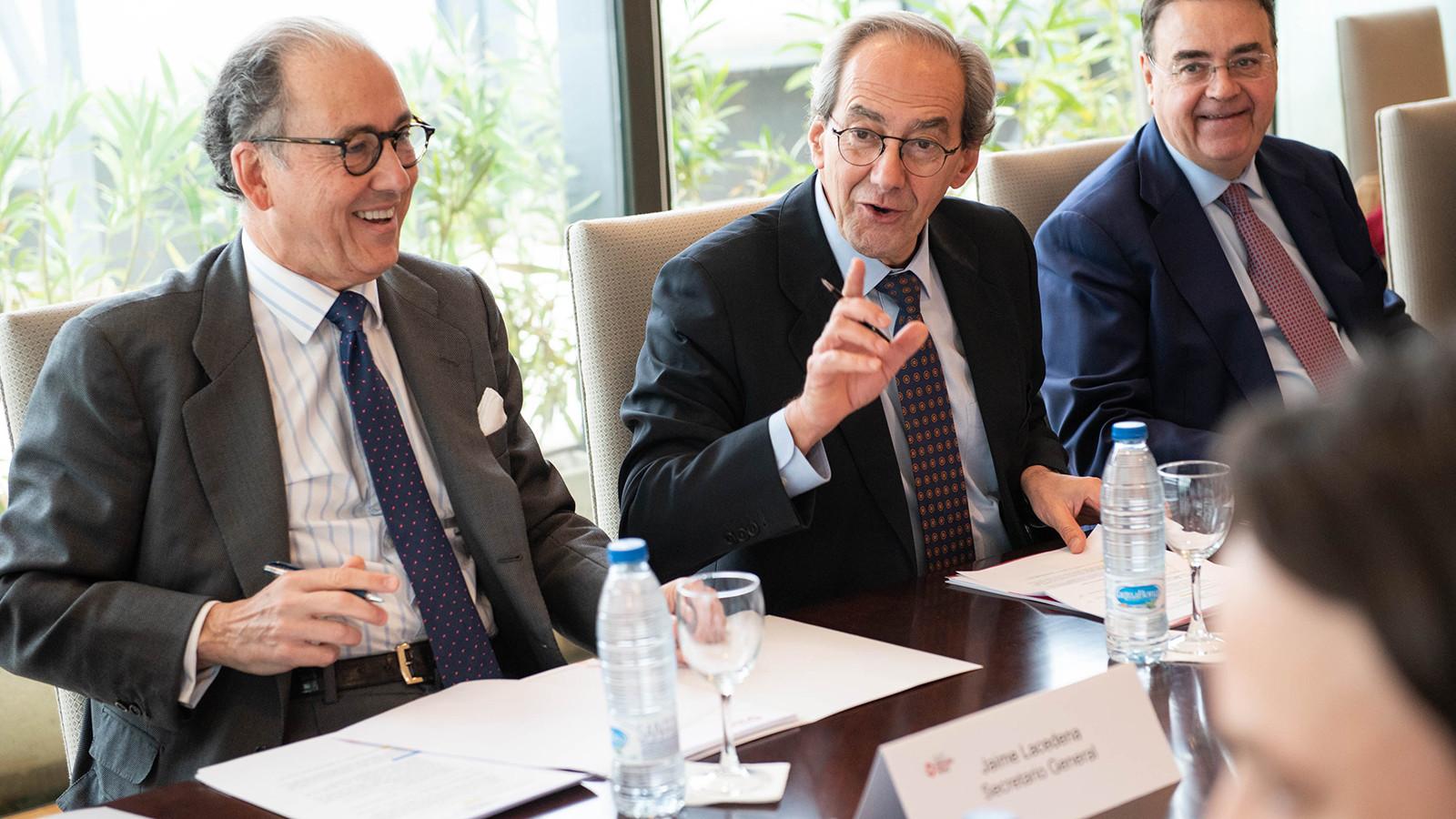 Patronato de la Fundación Consejo España-Perú