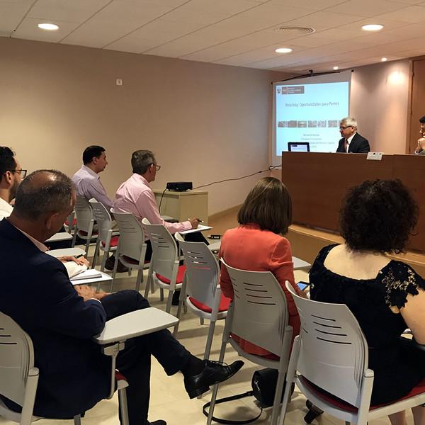 Extenda analiza las oportunidades de negocio que ofrece Perú