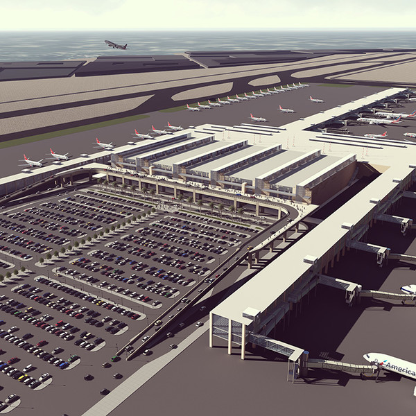 FCC diseñará y construirá la ampliación del Aeropuerto Internacional de Lima