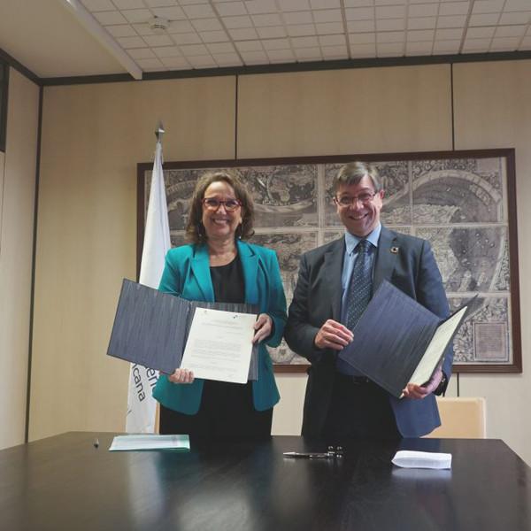 Nuevo programa de becas de SEGIB y Fundación Carolina