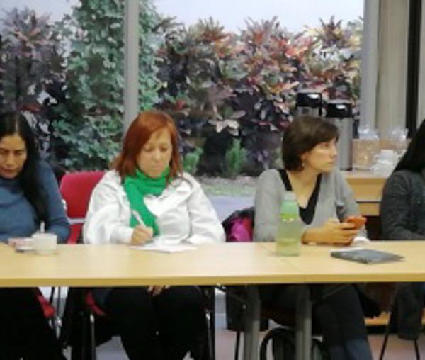 """Seminario """"Igualdad de género y transparencia"""""""