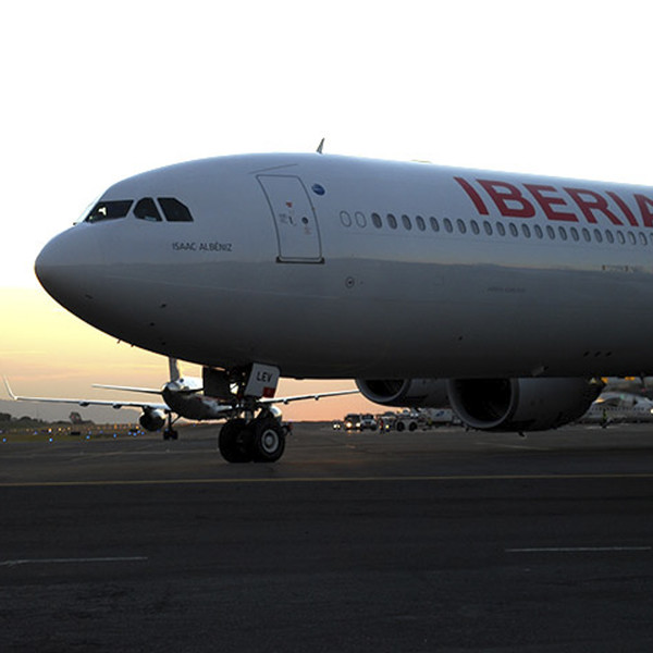 Iberia aumenta sus vuelos a Lima