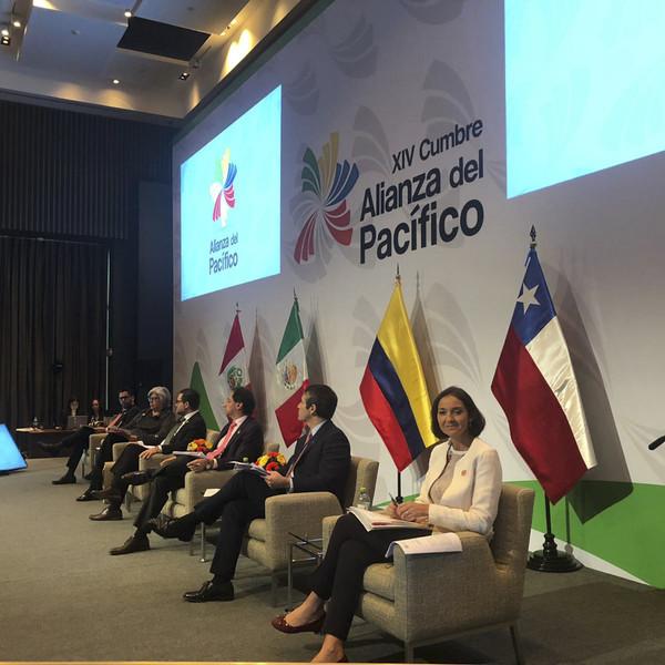 Reyes Maroto participa en la Cumbre de la Alianza del Pacífico 2019