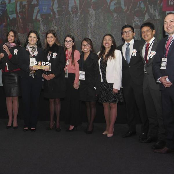 """Telefónica obtiene el reconocimiento """"Perú por los Objetivos de Desarrollo Sostenible"""""""