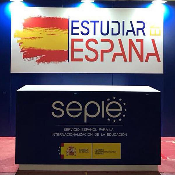 "Feria ""Estudiar en España"" para universitarios peruanos"