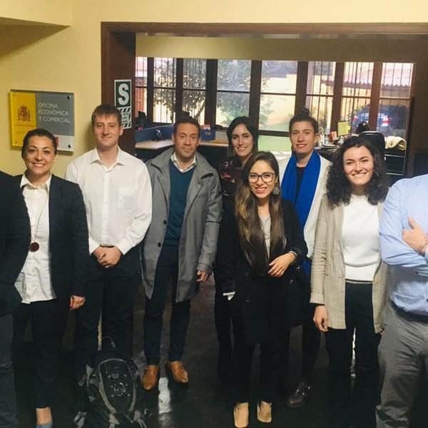 Misión comercial a Perú de ICEX y AFEHC
