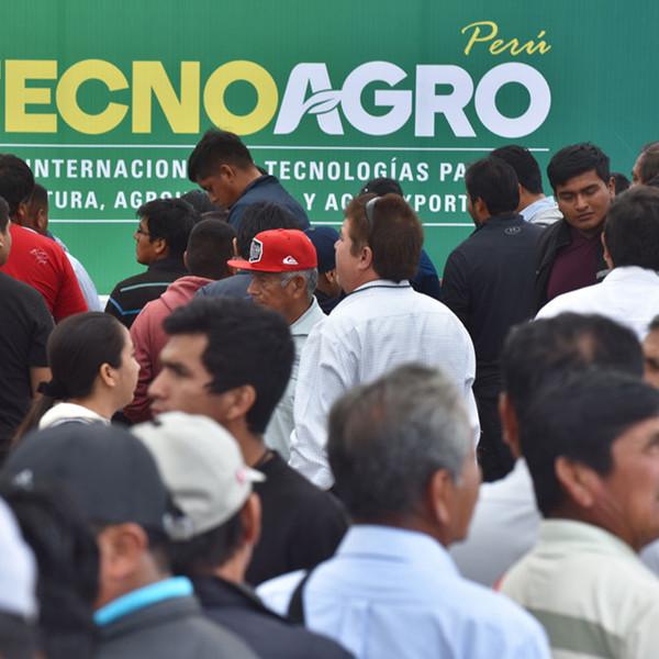 Participación española en la feria Tecnoagro Perú