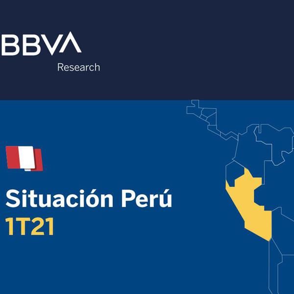 BBVA Research: buenas perspectivas para Perú