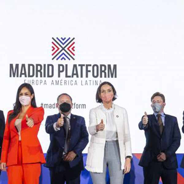 La Cámara de Comercio de Perú en España se suma a Madrid Platform