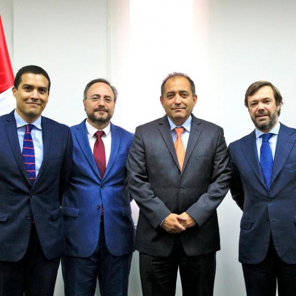 El sector naval gallego busca nuevas vías de negocio en Perú