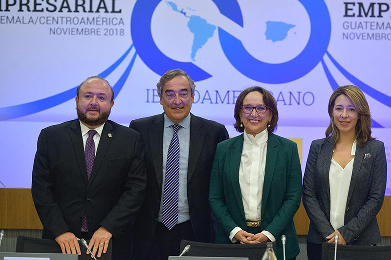 CEOE presenta el XII Encuentro Empresarial Iberoamericano