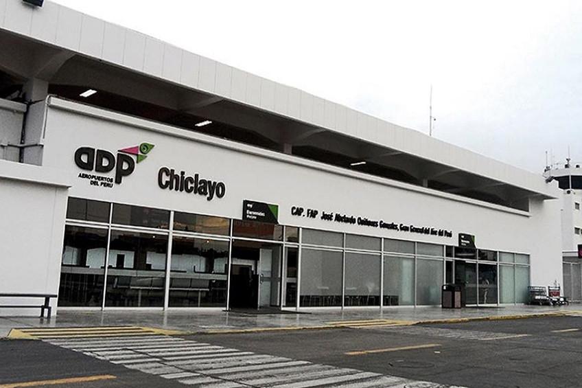 Sacyr rehabilitará el aeropuerto de Chiclayo