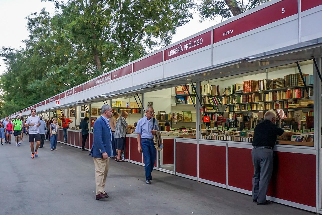 Encuentro Iberoamericano de Librerías en la Feria del Libro de Madrid
