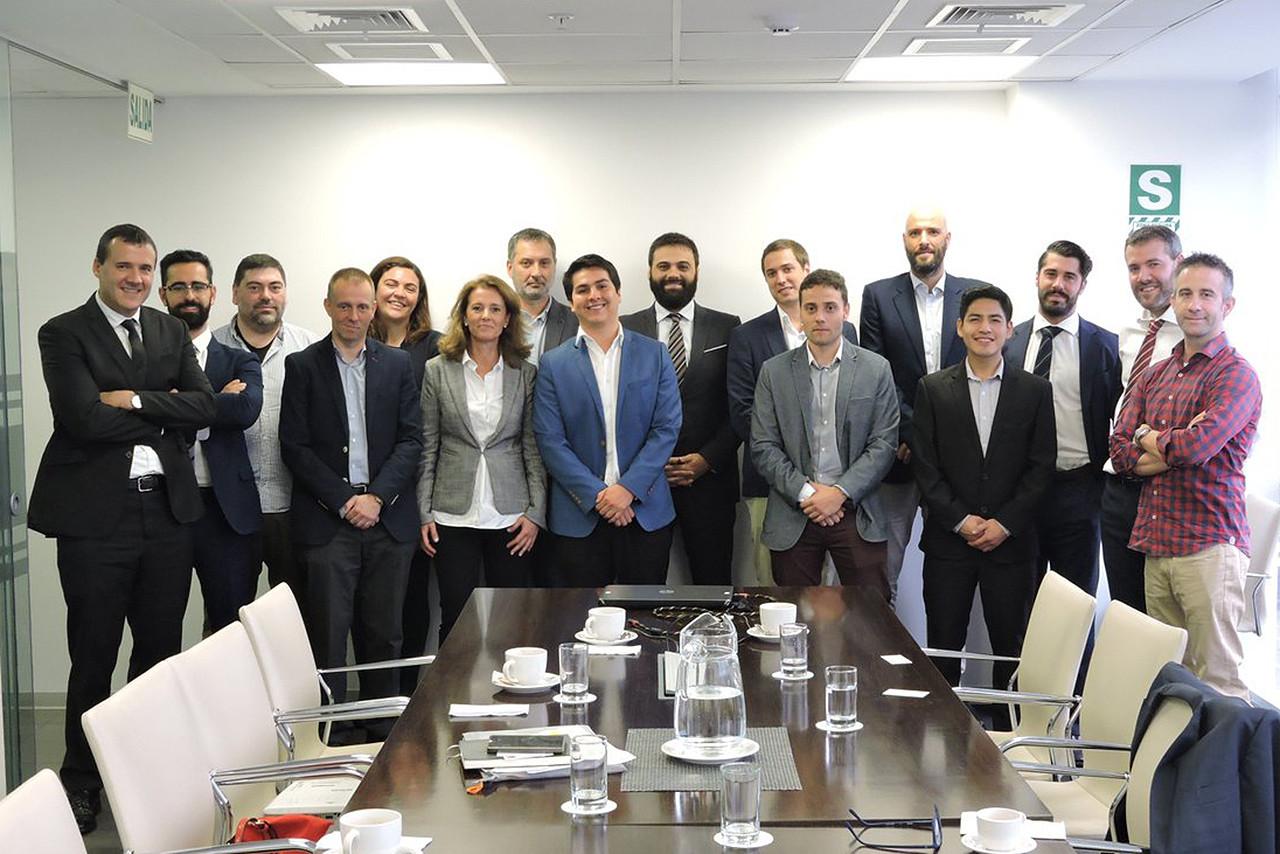Empresas vascas apuestan por las oportunidades de negocio en Perú