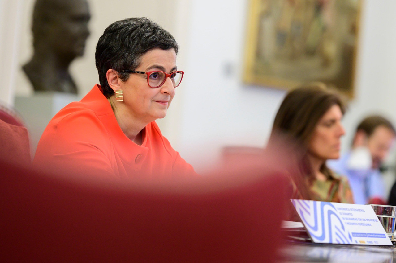 Éxito de la Conferencia Internacional de Donantes organizada por España y la UE