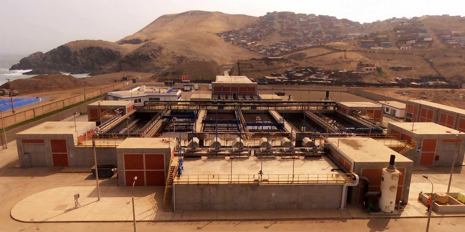 Acciona celebra los 5 años de la puesta en marcha de la depuradora de La Chira