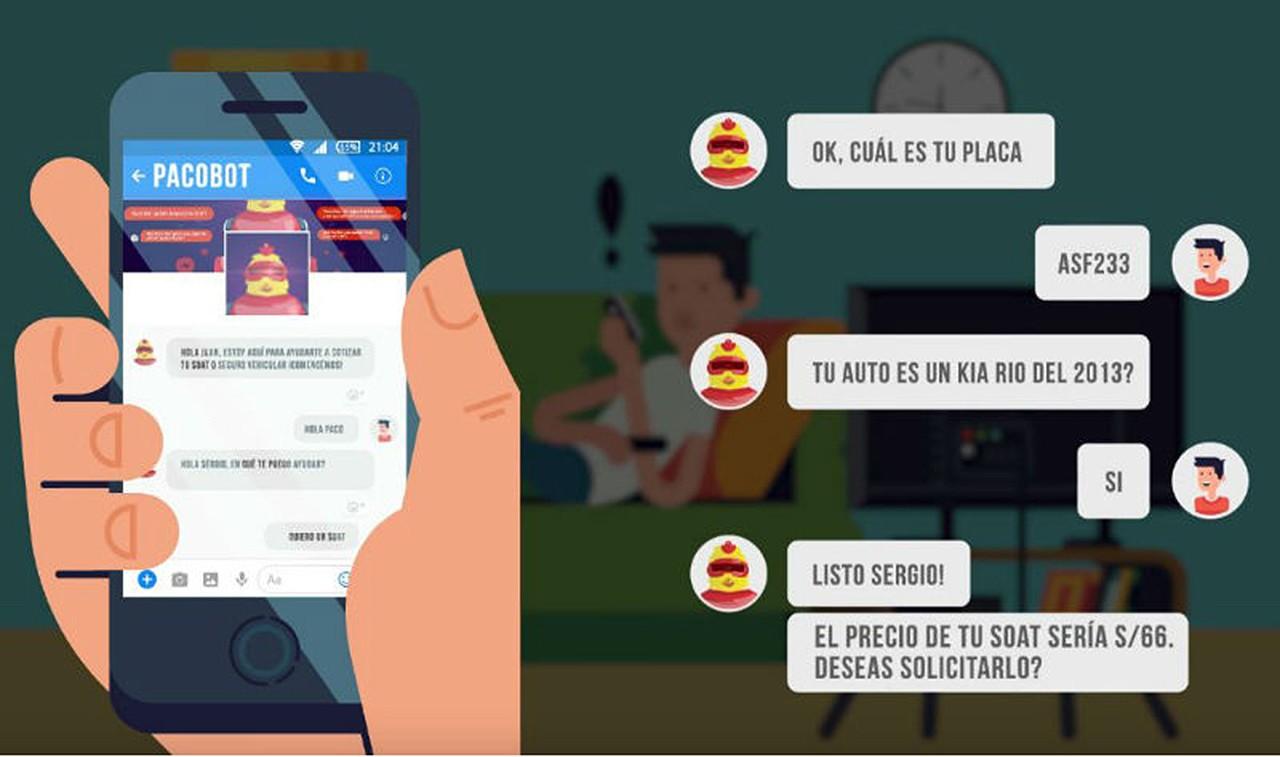 El chatbot de Mapfre Perú, premiado en los IAB Mixx de Publicidad Digital