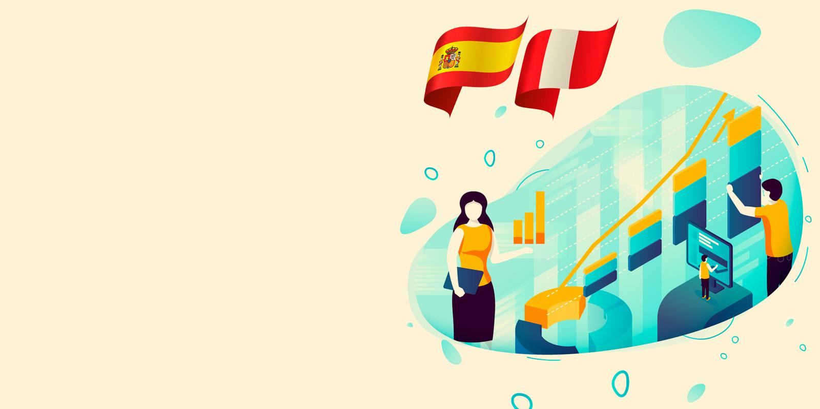 España, primer país inversor en Perú acaparando un 20% de la inversión extranjera en el país